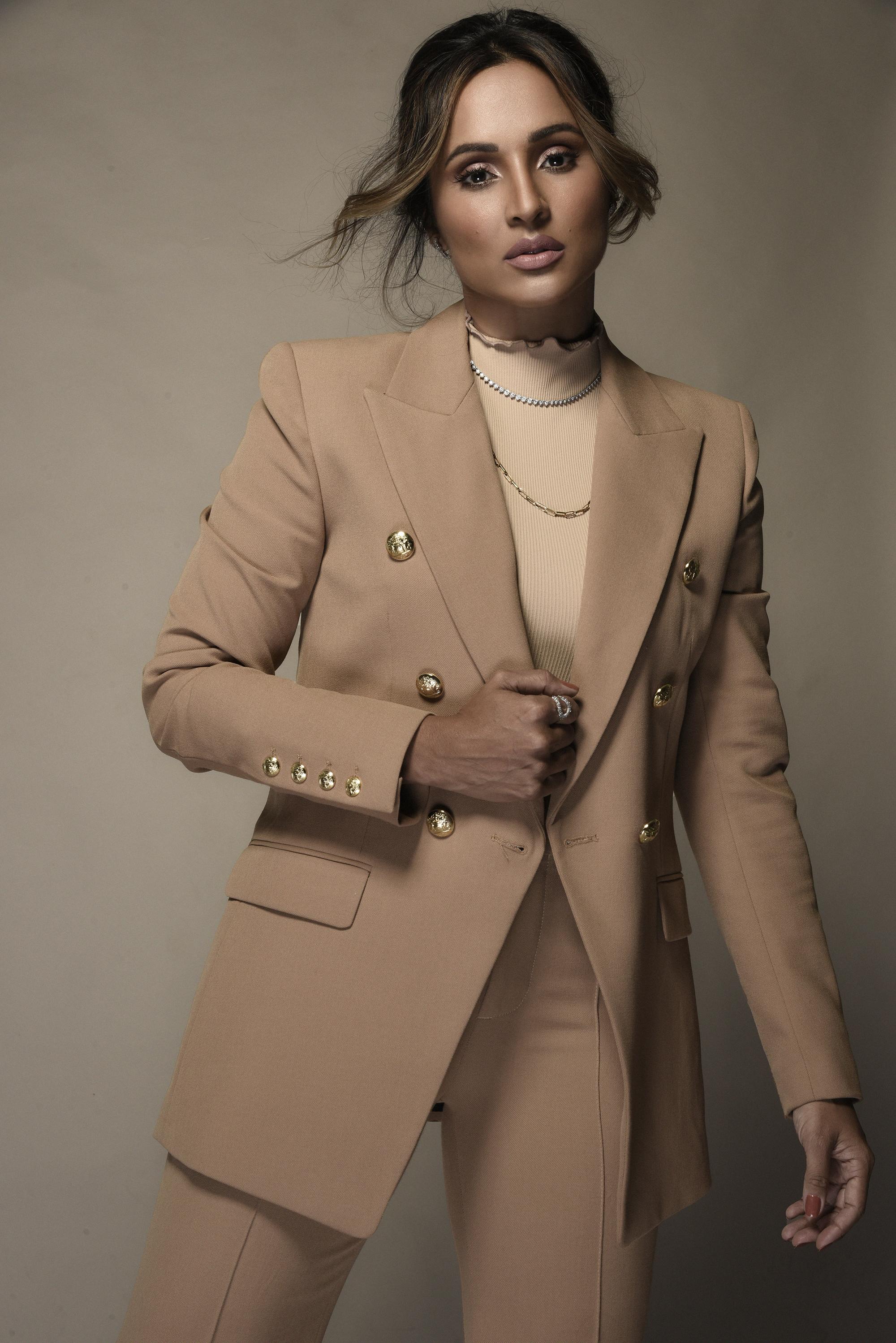 Thaíssa Carvalho para Vogue Brasil