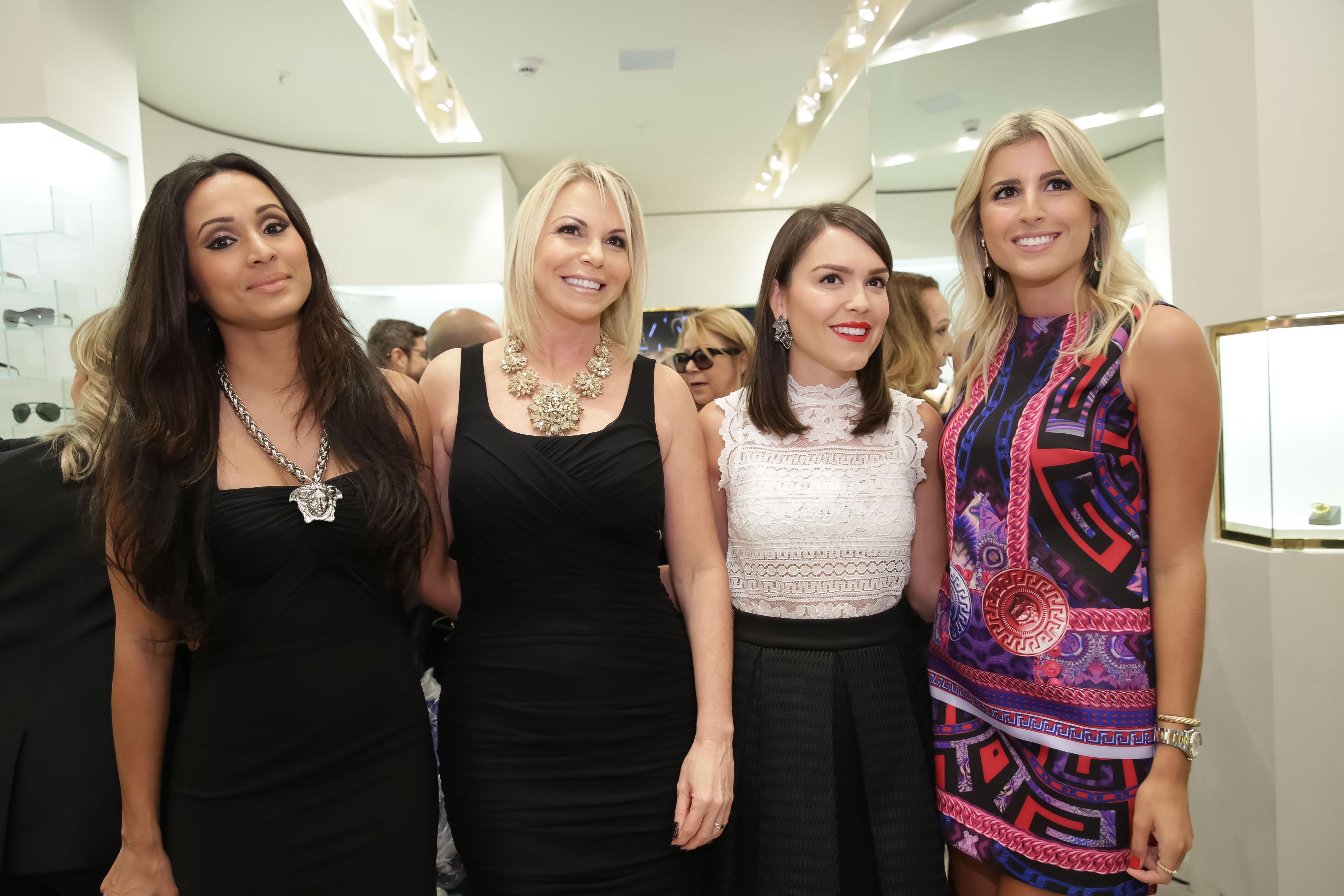 Thaissa Carvalho, Nina Kauffmann, Lari Duarte e Dandynha Barbosa_7476